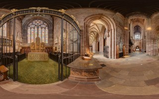 Carlisle Cathedral - St. Wilfreds Chapel