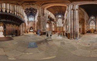 Carlisle Cathedral - Crossing