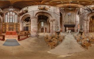 Carlisle Cathedral - Border Regiment Chapel
