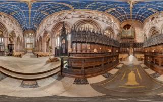 Carlisle Cathedral - Choir Stalls