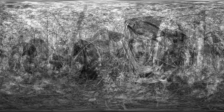 Farm Machinery Graveyard